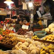 Food-Market im Isaan