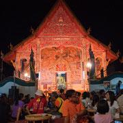 Nachtmarkt in Nan