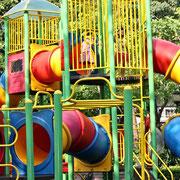 Kinderspielplatz im Benjasiri Park