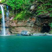 Badestelle im Khao Yai Nationalpark