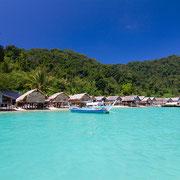 Tour zu den Seenomanden in Thailand