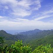 Höchster Gipfel von Koh Chang