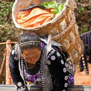 Im Dorf der Hmong