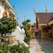 Tempel in Phrae: Wat Phra That Suthon Mongkhon Khiri