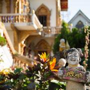 Thailändische Figuren