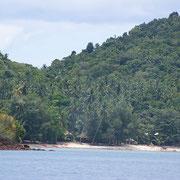 Insel Koh Talu bei Bang Saphan.