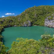 Ko Mae Ko lake