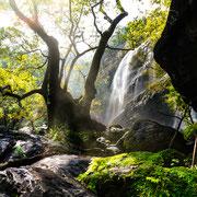 Huai Hian Wasserfall im Doi Phahom Pok Nationalpark