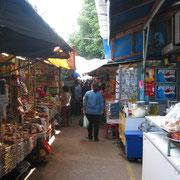 Strassenmarkt in Nong Khai
