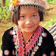 Bergvölker im tiefen Norden von Thailand