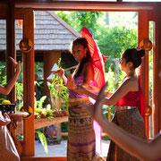 Thailändischer Tanz