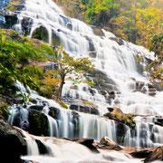 Mae Ya Wasserfall in Chiang Mai.