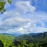 Aussicht bei Kamphaeng Phet