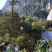 Thi Lo Su Wasserfall