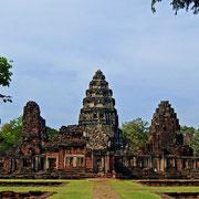 Tempelanlage der Khmer
