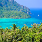 Südthailand Rundreise + Inseln