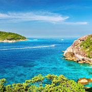 Similan Inseln