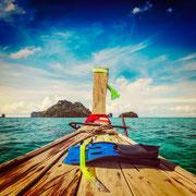 Inseln und Natur Rundreise bei Krabi