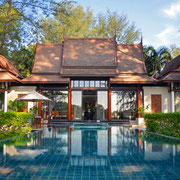 Banyan Tree Luxushotel in Phuket.