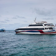 Lomprayah High Speed Catamaran