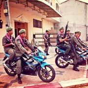 Paramilitärische Miliz
