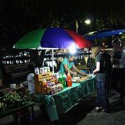 Nachtmarkt in Mae Hong Son