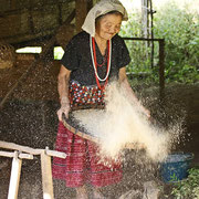 Bei den Bergvölkern in Mae Hong Son