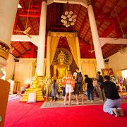 Meditationshalle Wat Chiang Man