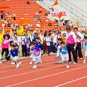Auch Kinder machen Sport :)