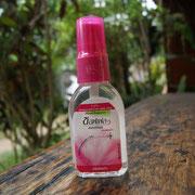 Mückenspray - Dieses Spray wird ebenfalls auf die Haut aufgetragen und wird von den Einheimischen empfohlen. Dieses Produkt kann in jedem 7-eleven für ca. 30 Baht gekauft werden.