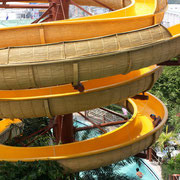Fantasy Lagoon als Ausflugstipp für den Bangkok Urlaub mit Kleinkindern.