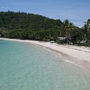Beach auf Koh Yao Yai.
