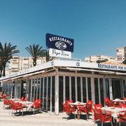 lecker Essen bei Pepe Rico in Torrox Costa
