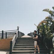 Wanderung von Torre del Mar nach Torrox Costa