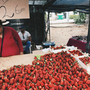 Markt in Torrox Costa