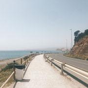 Wanderung von Torrox Costa nach Nerja