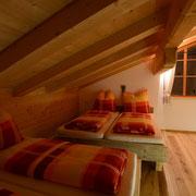 Schlafzimmer 1 mit 2 Doppelbetten