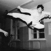 Московская Центральная Школа Каратэ - 1989 год