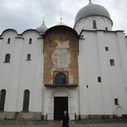 Великий Новгород. Храм Св. Софии.