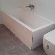 Cheltenham Main Bathroom Renovations After Photo With Acrylic Bath From Reece