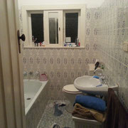 Outdated Bathroom Reno Before Photo