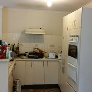 Cherrybrook Kitchen Renovation Before