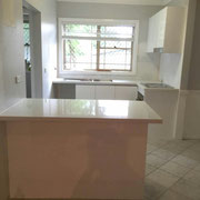Parramatta Kitchen Renovation With 40mm Stone Benchtop