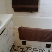 Freshwater bathroom renovations before