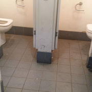 Sydney old office toilets and hand washing facilities renovations