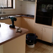 Ermington Kitchen Renovation Before