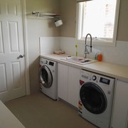Turramurra Laundry Renovations After