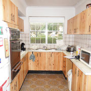 Old kitchen renovations in Epping