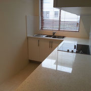 West Ryde Kitchen Renovations After With Ceramic Electric Cooktop