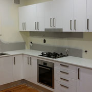 Hunters Hill kitchen renovation after